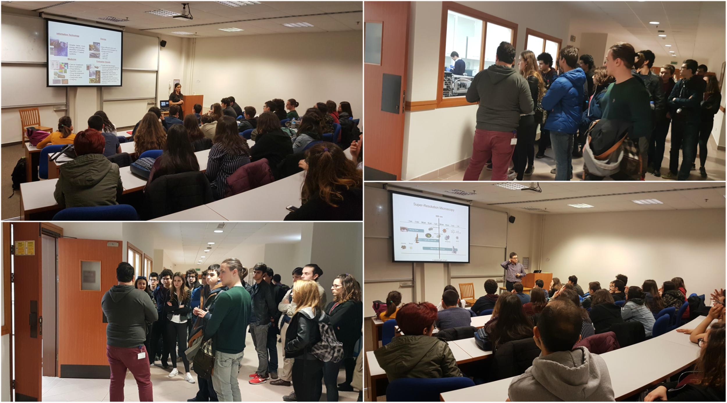 Kadıköy Anadolu Lisesi'nden Öğrenciler Fakültemizi Ziyaret Etti