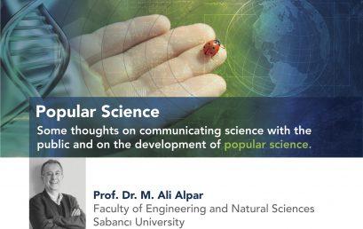 SCIENCE COLLOQUIUM by Mehmet Ali Alpar
