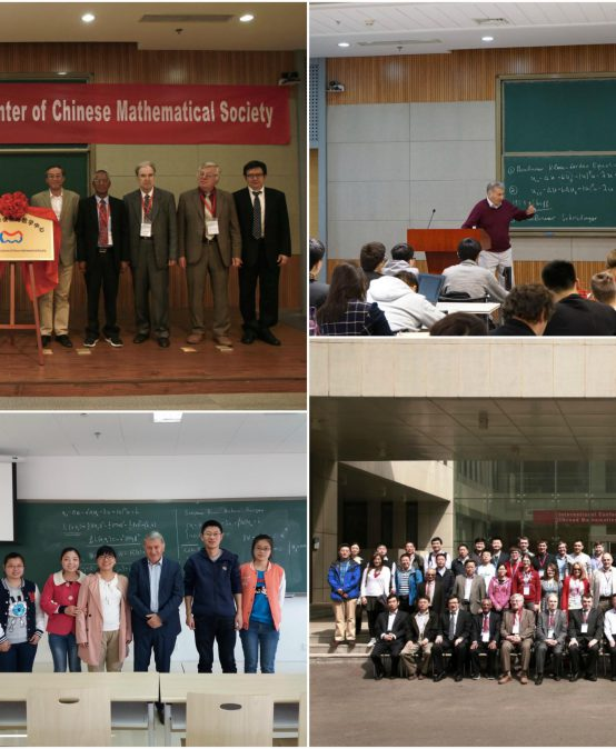 Varga K. Kalantarov Invited to the First Activity of the Silkroad Mathematics Center